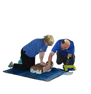Lucky2BHere Equipment Training Health AED Defibrillator Scotland Ross Cowie