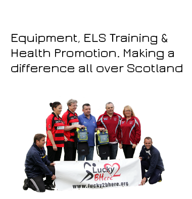 Live Saving Equipment Training Sport Shinty Across Scotland
