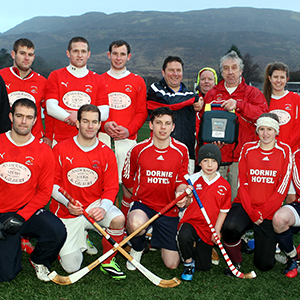 AED Training Sport Shinty Ross Cowie Saving Lives Scotland