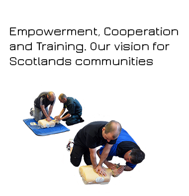 Training Scotland AED Defibrillator Scotland Saving Lives