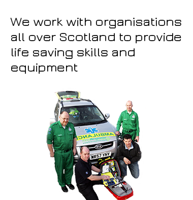 Partners NHS Equipment Life Saving SKills