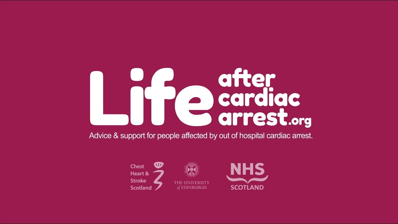 Life After Cardiac Arrest Logo