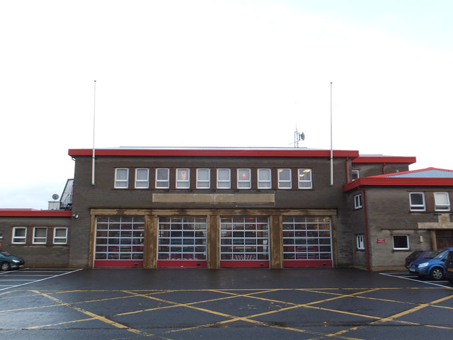 Inverness Fire Station