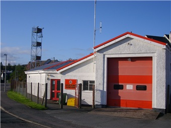 Kyle of Lochalsh Fire Station