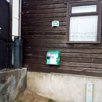Defib location Skerray Village Hall